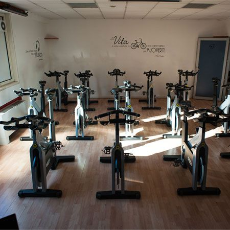 Ausdauergruppentraining - Indoor Cycling